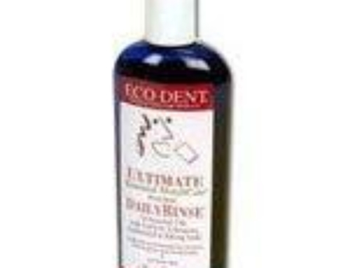 Eco-Dent Ultimate Spicy-Cool Cinnamon Natural Daily Rinses 8 fl. oz.