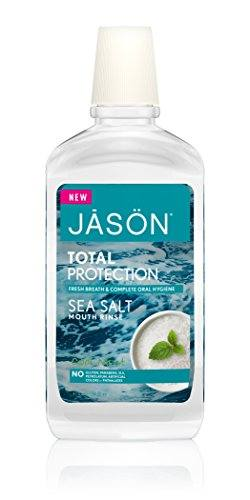 Jason Total Protection Sea Salt Mouth Rinse, 16 Fluid Ounce