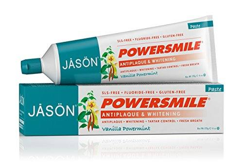 Jason Natural Products PowerSmile Toothpaste Vanilla Mint